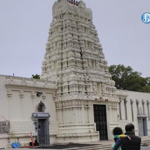 Lakshmi temple in the United States