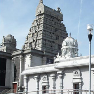 Sri Venkateswara Temple in England