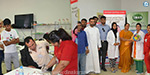 Tamils organized a free medical camp in Dubai! The awareness program for little children
