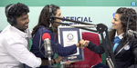 Tamil Rj in Dubai made world record anchoring shows for 106hrs