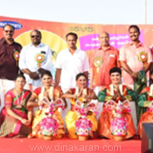 The great Tamil festival in Muscat