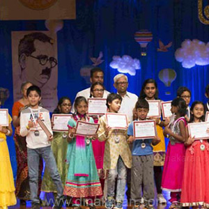 Children's Day Festival on behalf of Tamil Sangam in New England