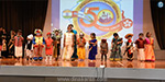 Children performing in Hong Kong on behalf of the Tamil Cultural Association