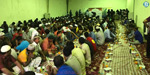 Iftar arranged for hundreds of workers in Dubai