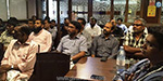 Tamil Nadu, those who participated in the discussion of the education awareness program in Dubai