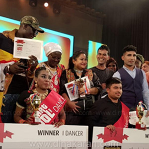 In Dubai Indians Won Awards in Various Categories