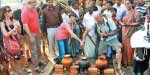 Tourism in Mahabalipuram on behalf of the Pongal festival next katampati