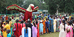 The Summer Festival was completed in three days and the prize for children who had won the competition for 2 lakh tourists