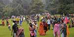 Ooty Botanical Gardens in the summer season saw 8.90 million people racippu