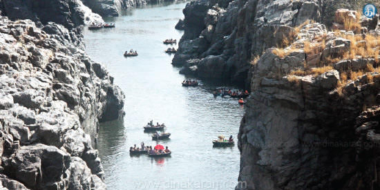 Hogenakkal is not a visitor to tourists