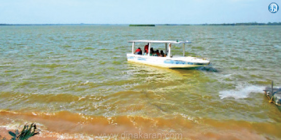Enthusiasm for boating tourists on the back foot ucutteri water level rises to 1.32