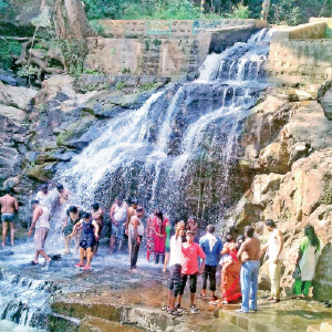 The Periyar River falls is a continuous accident due to lack of vaccination