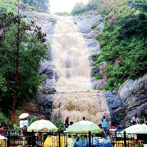 Vaigai Waterfall Tourists are enthusiastic about 2 hours in Kodaikanal