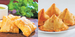 Hyderabad Special Chhota samosa onion
