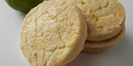 Cuban Lemon Sugar Cookie