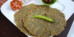 Millets Palak Pathri