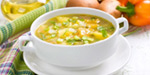Ten minutes Vegetable Soup
