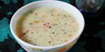Vegetable Milk Soup