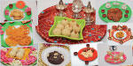 Diwali with traditional flavor and sweet cravings