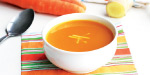 Carrot - ginger soup