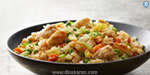 Chicken fried rice (chinese)
