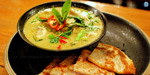 Chinese green curry